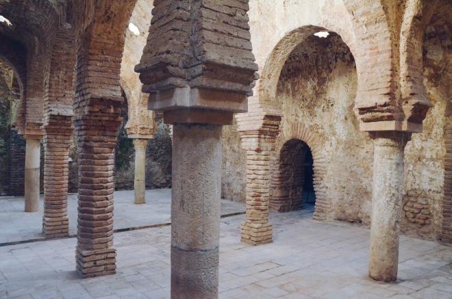 Ronda Andalusia Eevagamunda arabikylpylä hammam