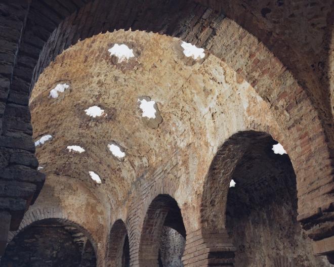 Ronda Andalusia Eevagamunda arabikylpylä