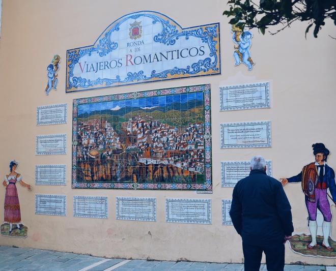 Ronda romantica Andalusia