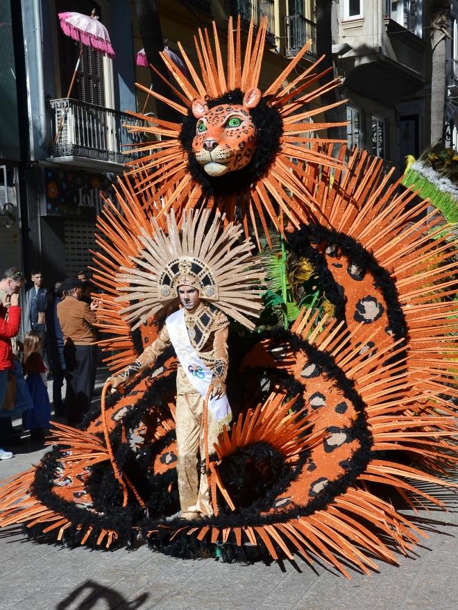 karnevaalit malaga