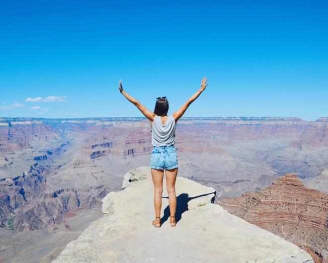 Grand Canyon USA Yhdysvallat Eevagamunda