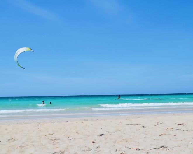 Kuuba ranta Eevagamunda