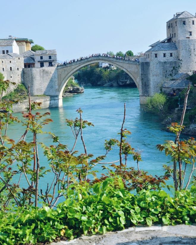 Mostar Bosnia-Hertzagovina Eevagamunda