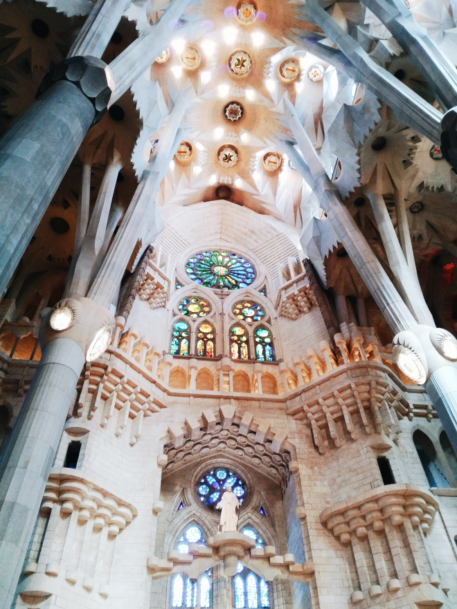 Barcelona Sagrada Familia Gaudi