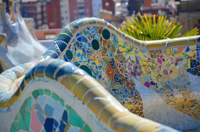 Barcelona Parc Güell eevagamunda gaudi