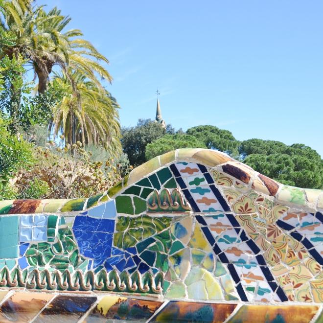 Barcelona Parc Güell
