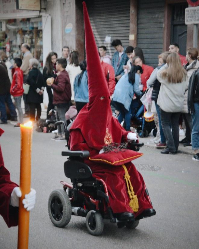 Pääsiäinen semana santa malaga