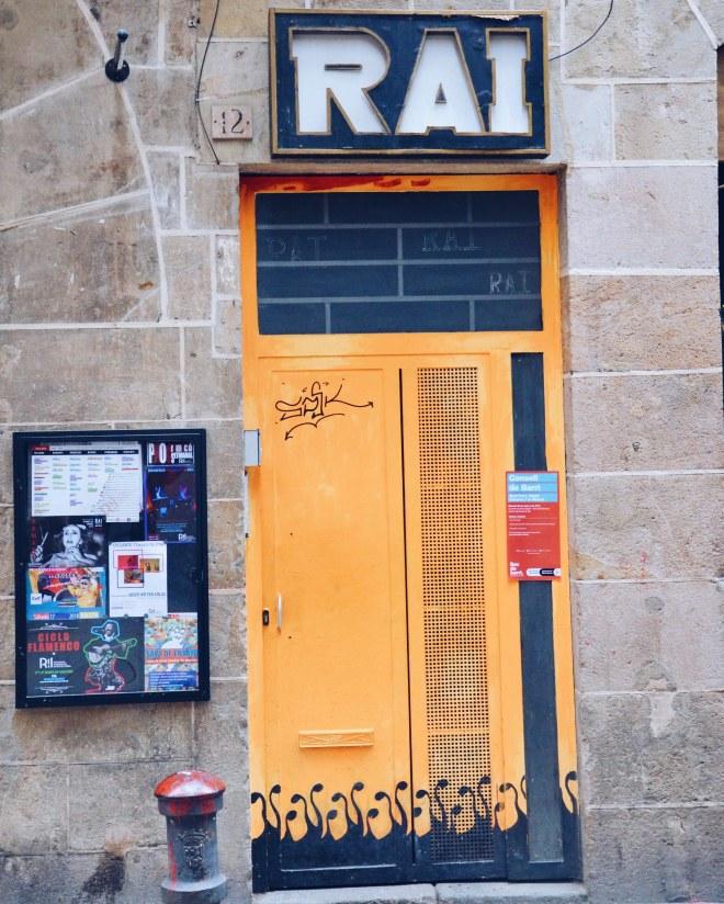 Barcelona Eevagamunda yksityskohdat