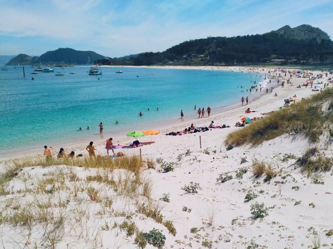 eevagamunda playa espanja cies