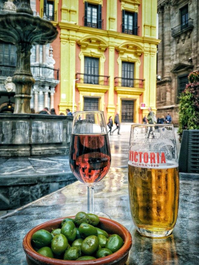 Eevagamunda Malaga viini
