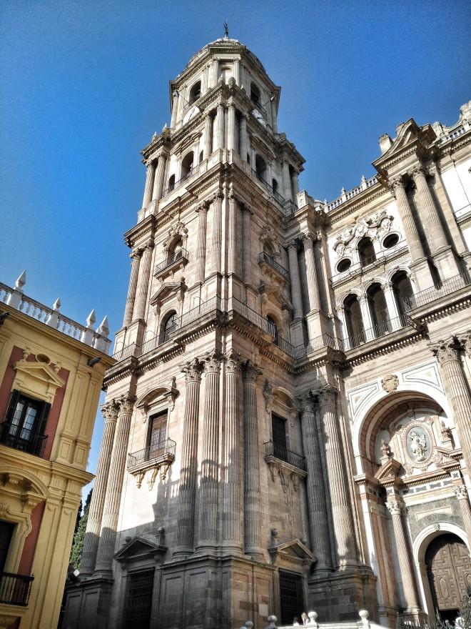 Eevagamunda Malaga katedraali