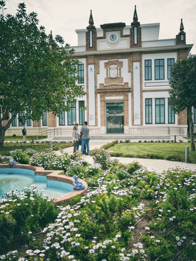 Eevagamunda Malaga museot