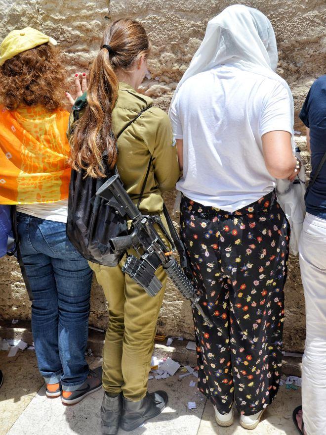 israel jerusalem itkumuuri