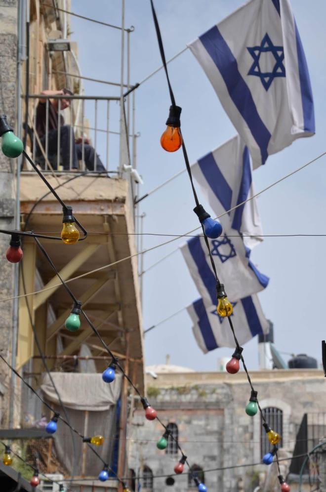 israel jerusalem vahakaupunki