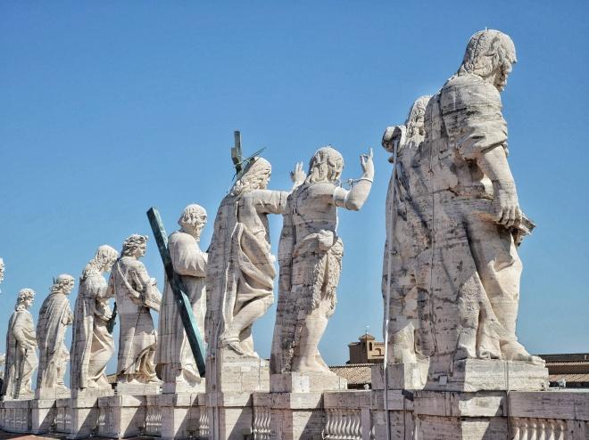 vatikaani pietarinkirkko