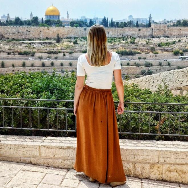 Israel Jerusalem öljymäki