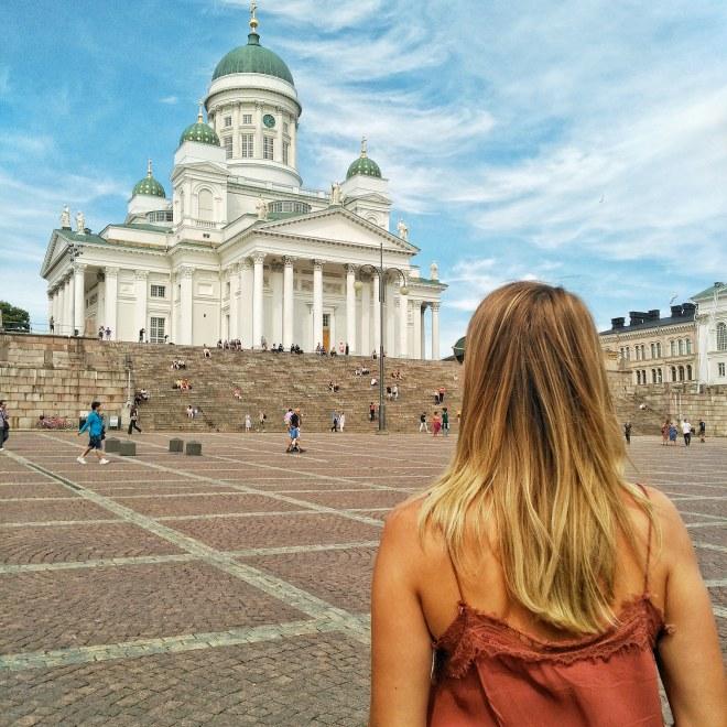 Helsinki Tuomiokirkko