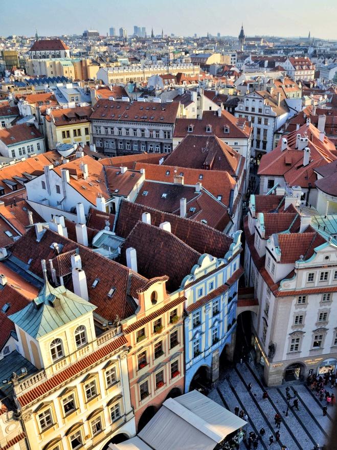 Mitä nähdä Prahassa?