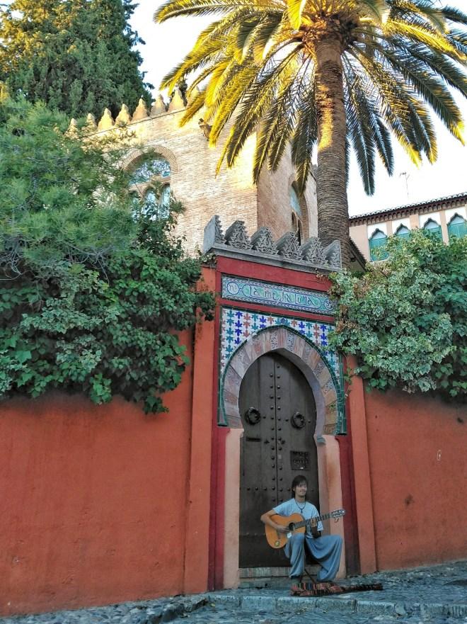 Granada_Albaicinin_arabikaupunginosa