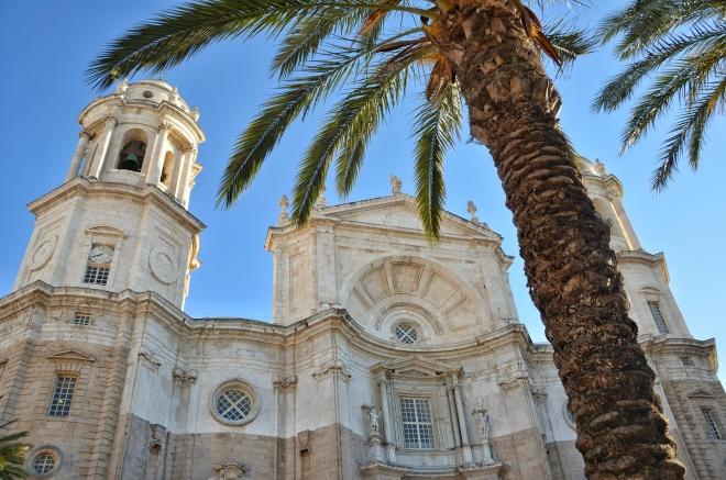 Cadiz-katedraali