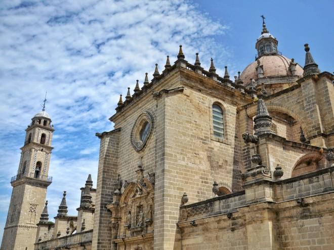 katedraali jerez de la frontera