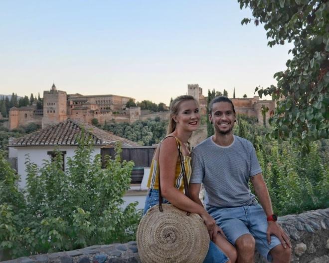Granadan näköalapaikka