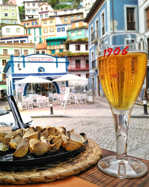Asturia Cudillero ravintola