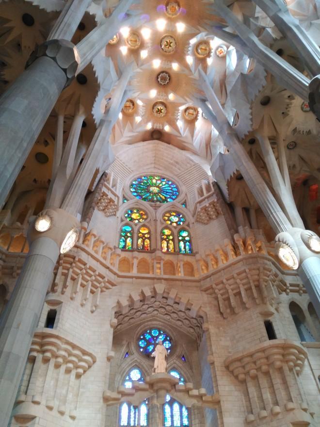 Barcelona Sangrada Familia