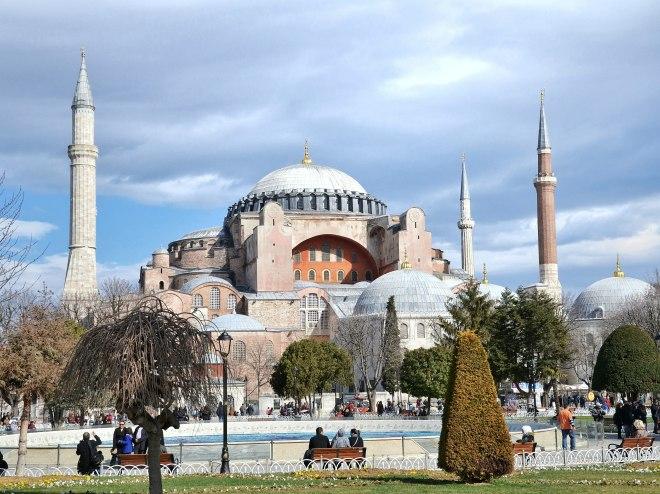 Hagia Sofia konstantinopoli Istanbul