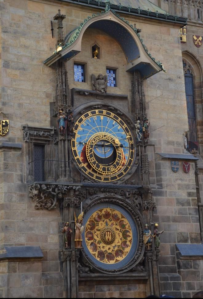 Praha Astronominen kello