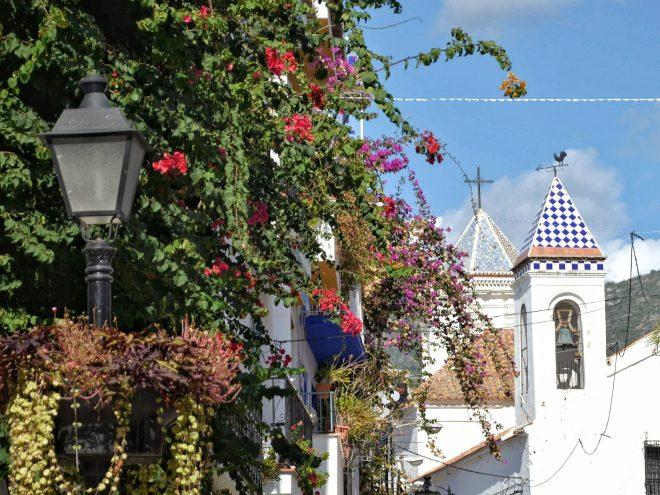 Marbella Santo Criston kirkko