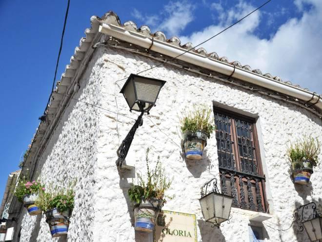 marbella valkoiset talot