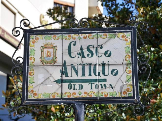 Marbella Casco Antiguo vanhakaupunki