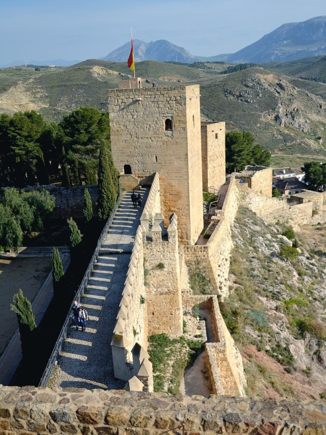 Antequera-Alcazaba-linna