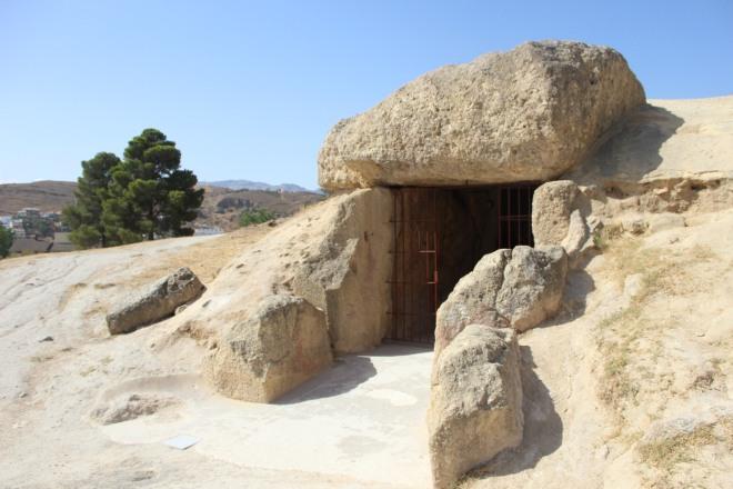 dolmenes de Antequera paasikammiot