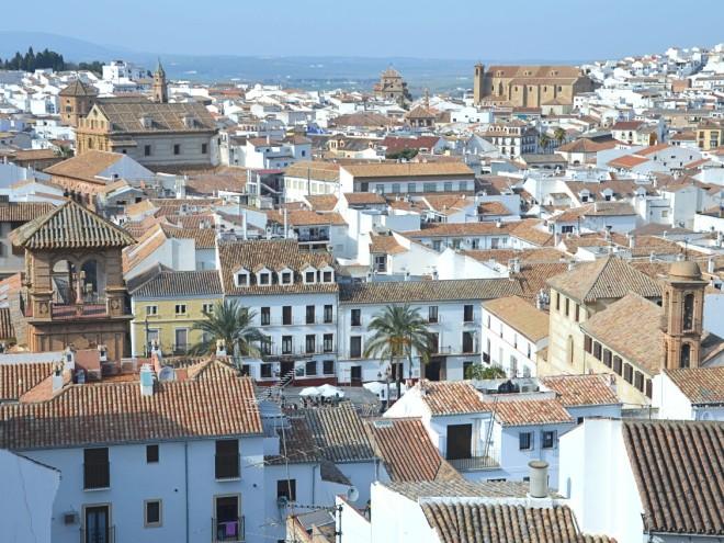 Antequera Andalusiassa