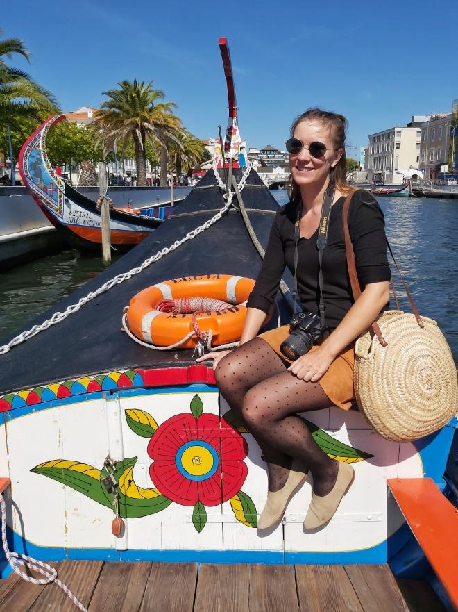 Aveiro-kanaaliveneessä