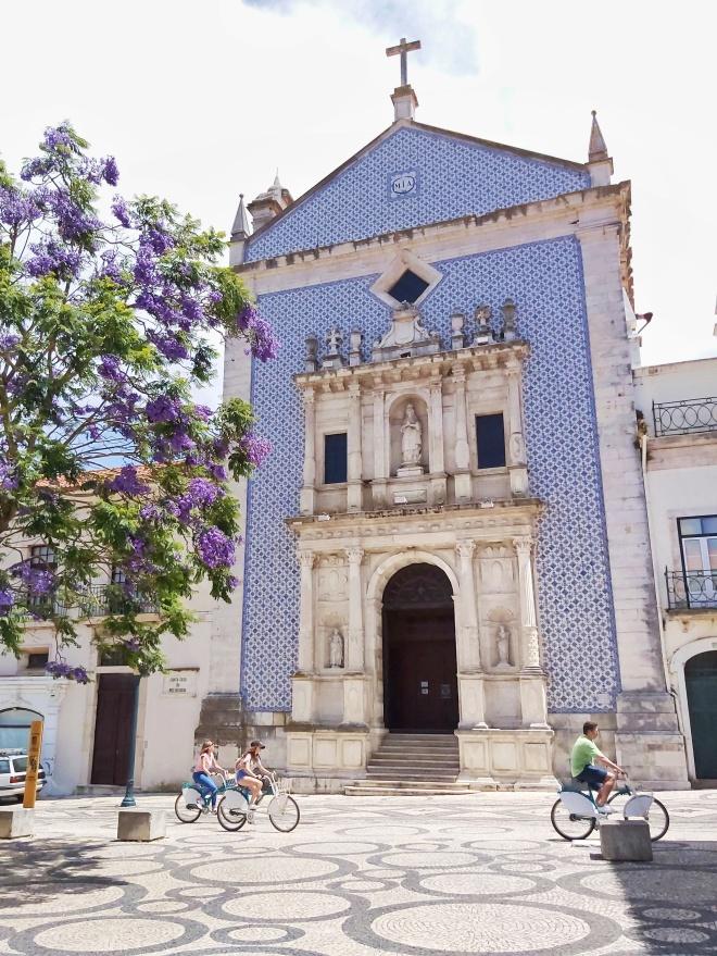 kirkko Aveiro Portugal