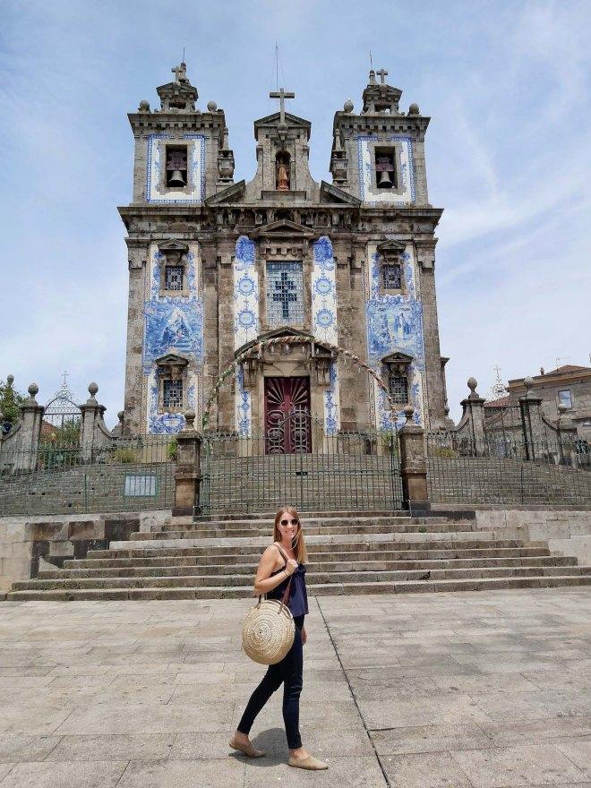 Porto kirkko